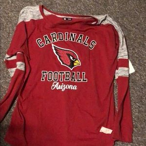 New long sleeve T-shirts by NFL size XL